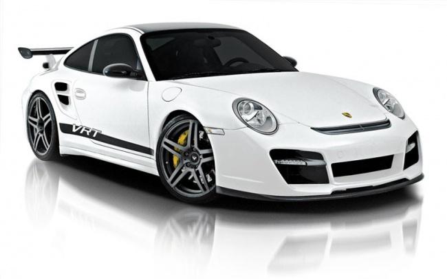 vorsteiner vrt porsche 911 turbo