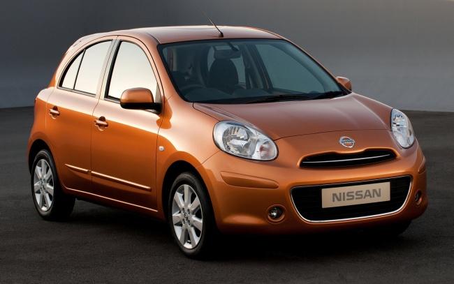 Индийские Nissan Micra будут экспортироваться в Россию