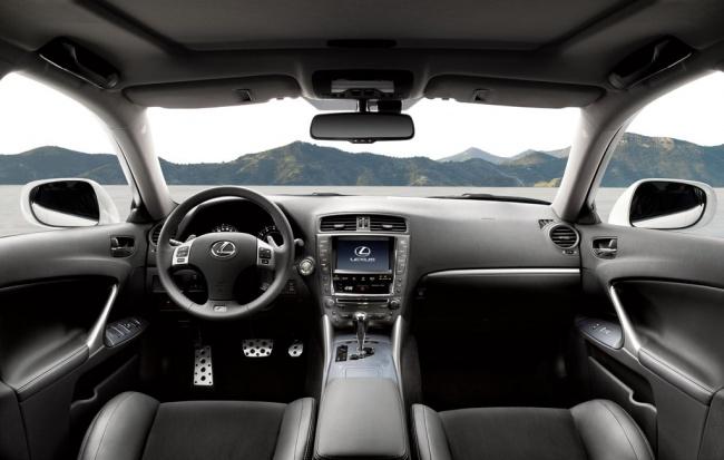 2011 Lexus IS Facelift