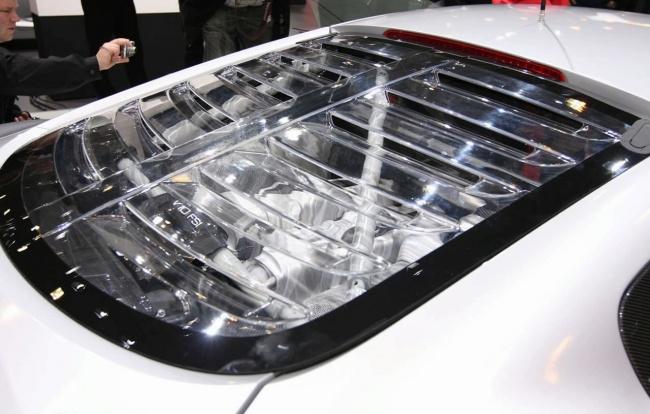 Audi R8 Evolution