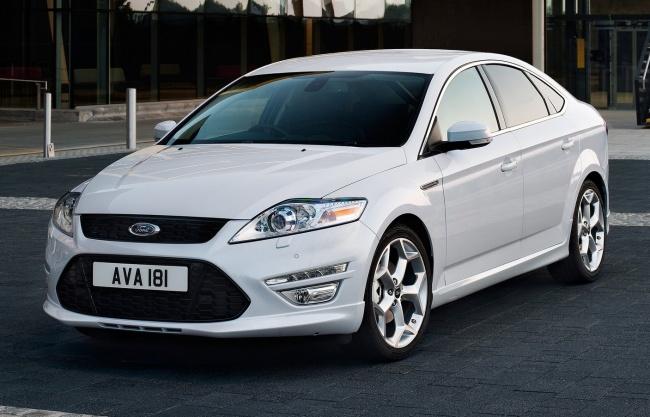 В России начали собирать Ford Mondeo нового поколения