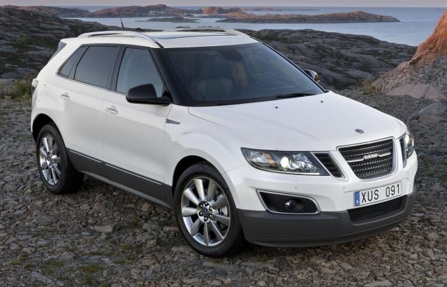 Прошла официальная премьера нового Saab 9-4X