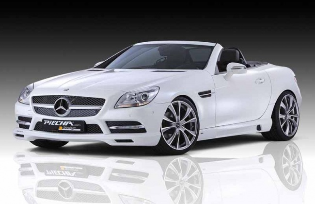 Mercedes-Benz SLK R172 Accurian RS от Piecha
