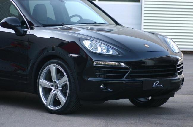 Porsche Cayenne II от Lumma Design