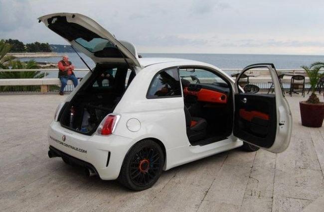 Fiat 500 от Aznom