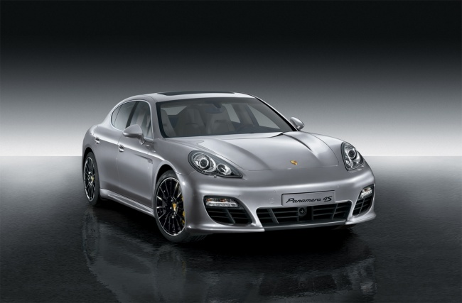 porsche panamera customization programme