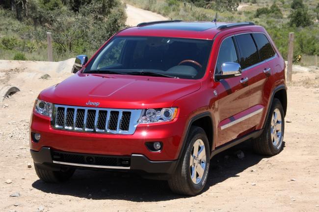 Объявлены российские цены на обновленный Jeep Grand Cherokee