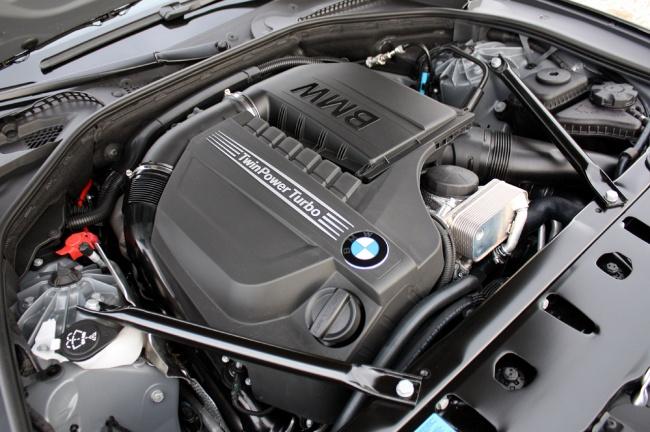 Двигатель BMW 535i 2011