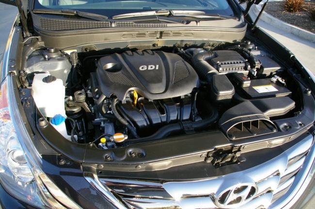Двигатель Hyundai Sonata 2011