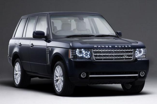 В Москве состоится мировой дебют Range Rover TDV8 2011