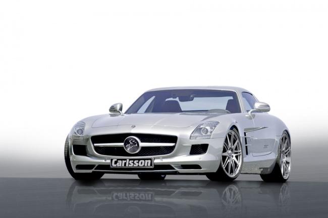 Mercedes-Benz SLS AMG от Carlsson
