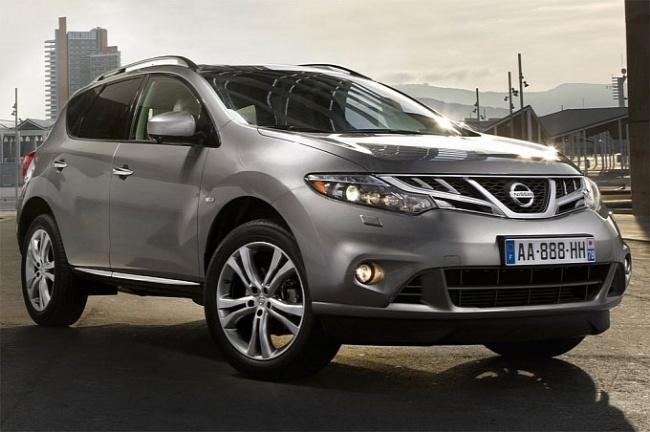 Осенью в России появится 2010 Nissan Murano 2,5 dCi
