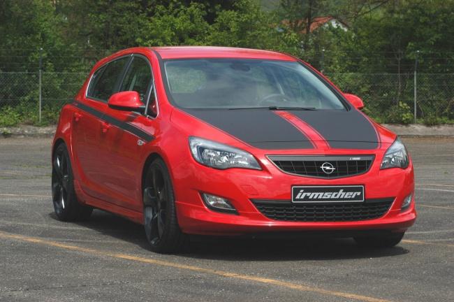 Imrscher i600 2010 Opel Astra