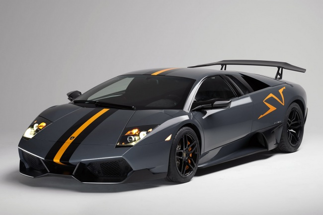 Lamborghini Murcielago LP 670-4 SuperVeloce China Edition
