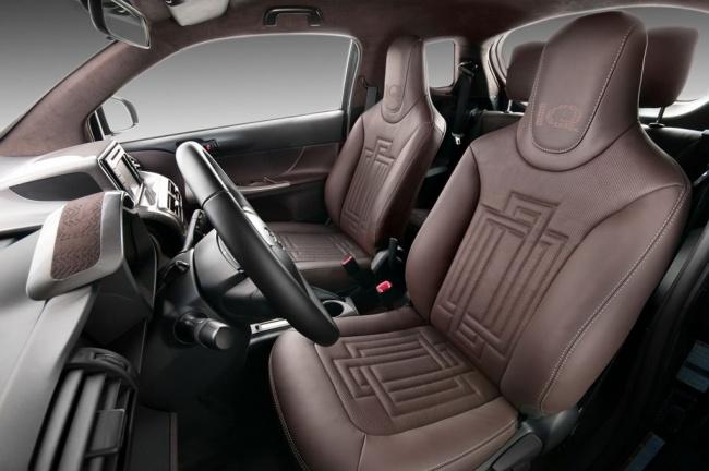 Toyota iQ от Vilner