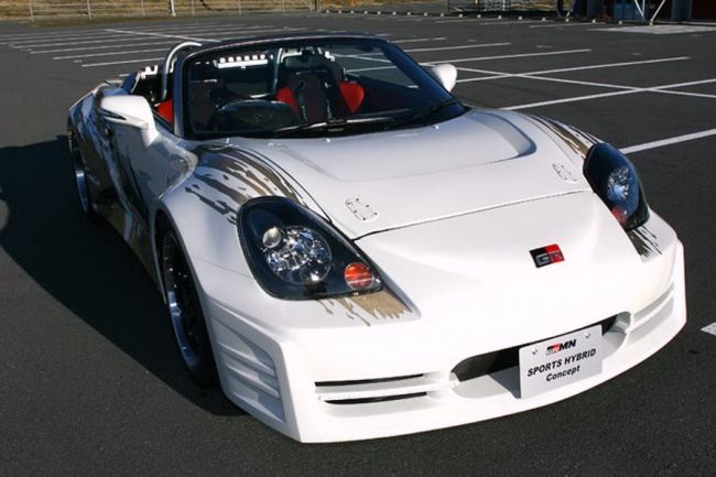 Toyota MR2 Sports Hybrid