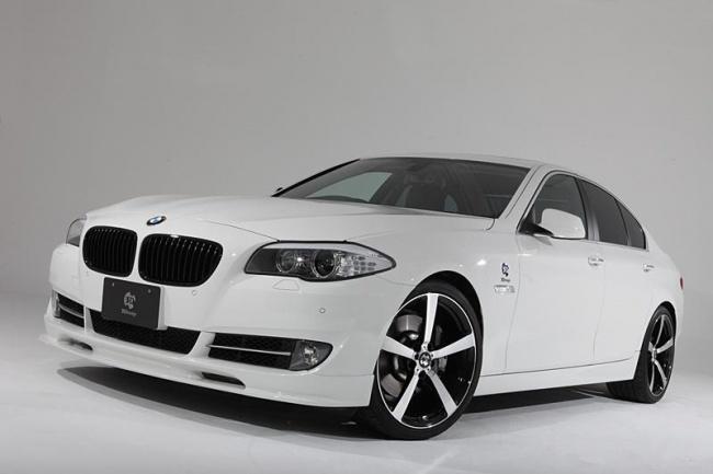 3DDesign aero kit для BMW 5-Series F10
