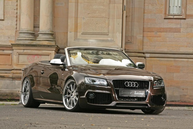 RS Bodykit for Audi A5 Cabrio от Senner Tuning