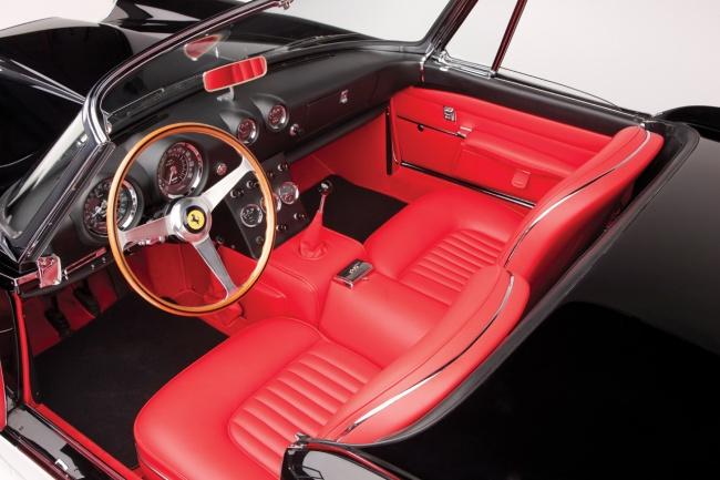 1962 ferrari 400 superamerica cabriolet pininfarina