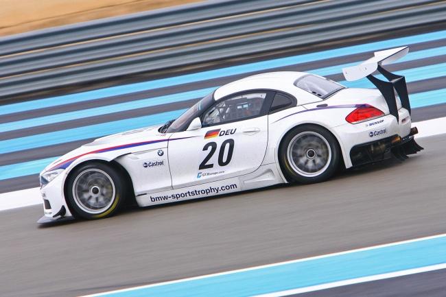 BMW Z4 GT3 2010