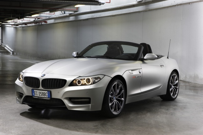 2010 bmw z4 sdrive35is limited edition mille miglia