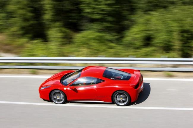 Ferrari F458 Italia 2010