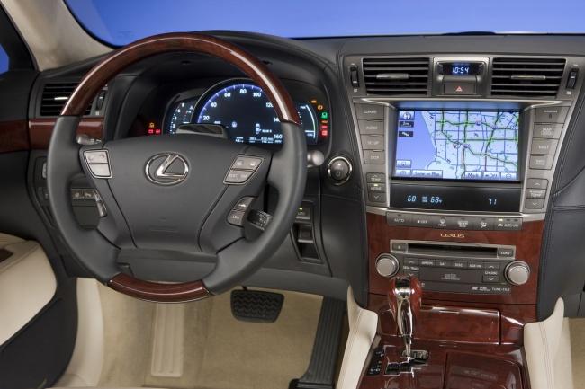 2010 Lexus Ls600h