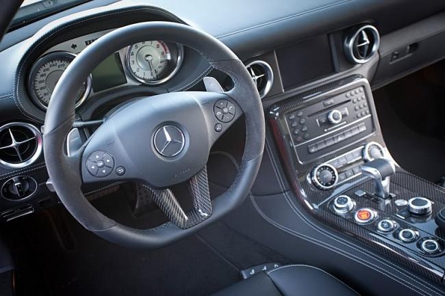 Mercedes-Benz SLS 63 AMG Supersport GT от Kicherer