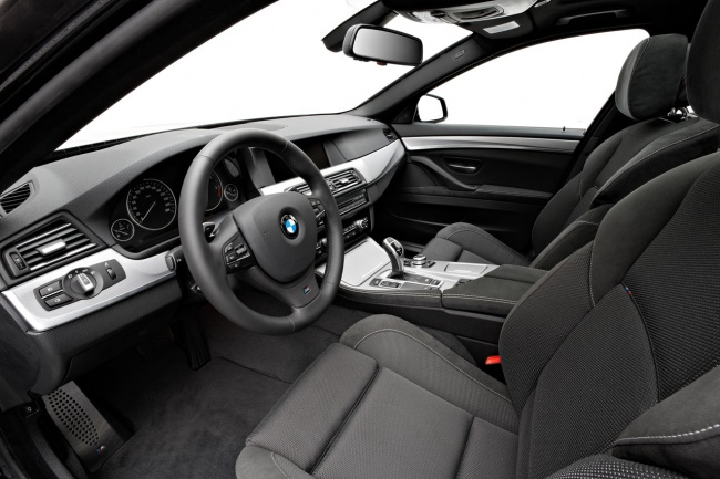 2011 bmw 535d m sports package