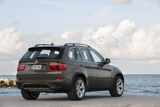 2011 bmw x5 facelift