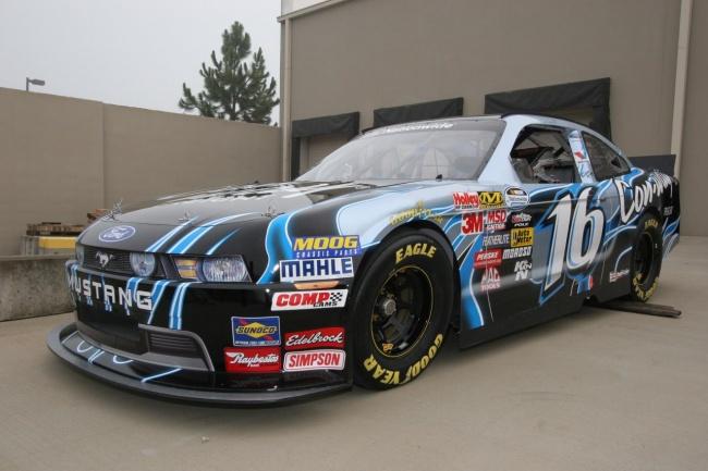 2011 Ford Mustang NASCAR