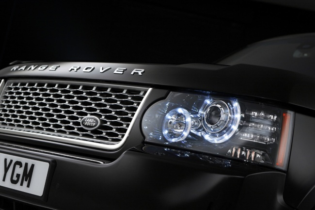 2011 Range Rover Autobiography Black Anniversary Limited Edition