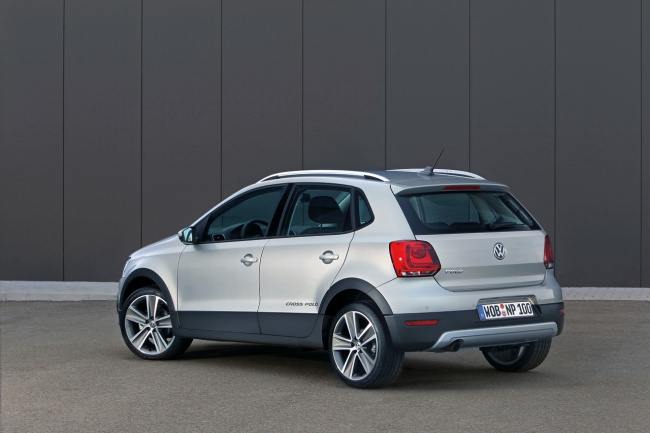 2011 vw crosspolo