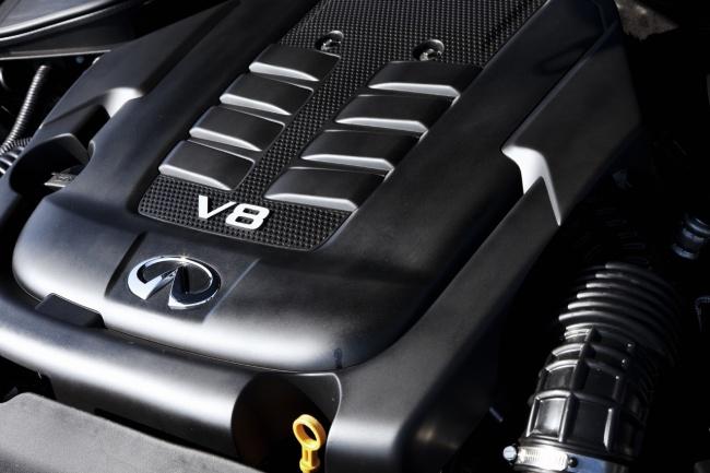 Infiniti M 2011 engine