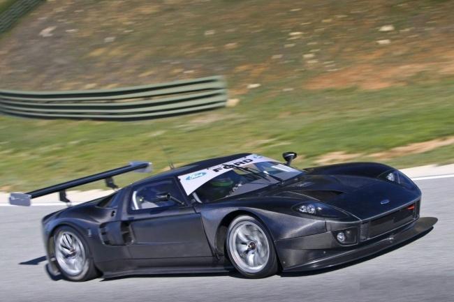 Matech Ford GT1 2010