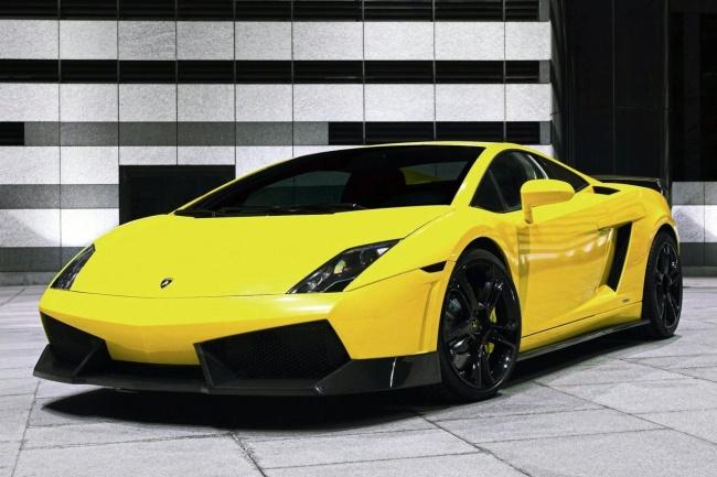 Lamborghini Gallardo GT600 от BF Performance
