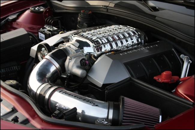 Представлен 600-сильный Chevrolet Camaro SS от Hennessey Perfomance Engineering