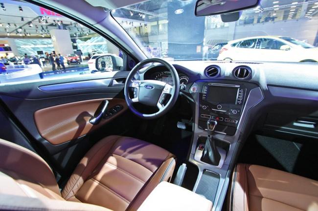 ММАС-2010: Мировой дебют Ford Mondeo
