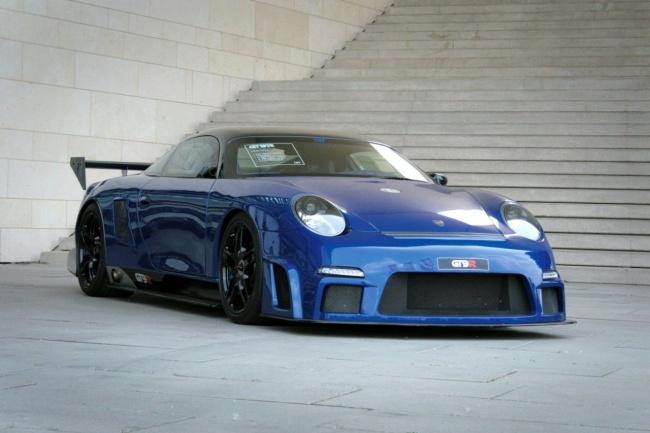 Прототип 9ff Porsche GT9-R на базе 911