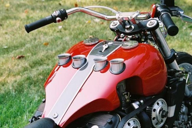 AlfaBeast motobike
