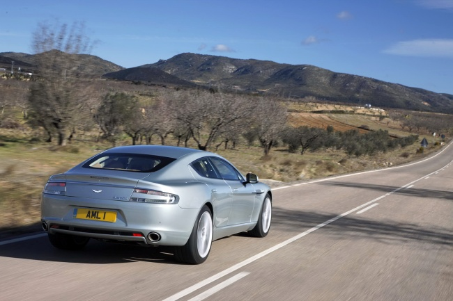 Aston Martin Rapide Sports Saloon