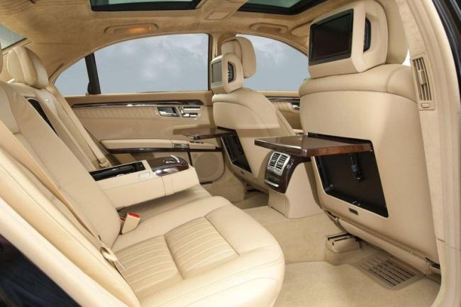 Mercedes-Benz S-Class от Carlsson