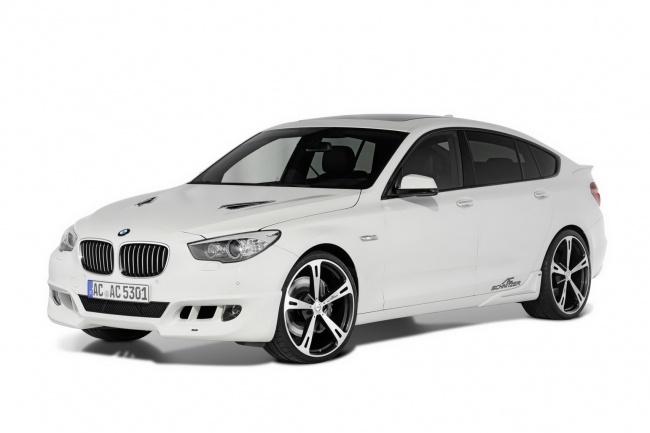 BMW 5-Series GT от AC Schnizter