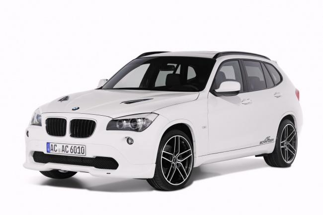 BMW X1 от AC Schnitzer