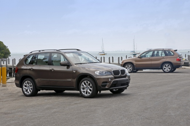 bmw x5 one millionth