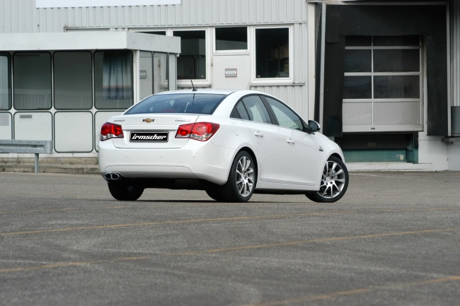 Chevrolet Cruze Irmscher Edition