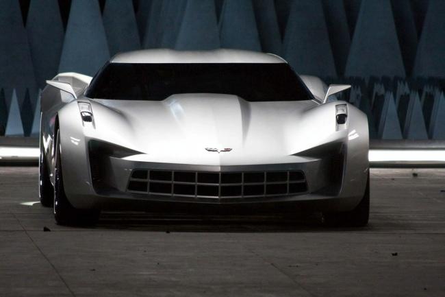 corvette vision concept