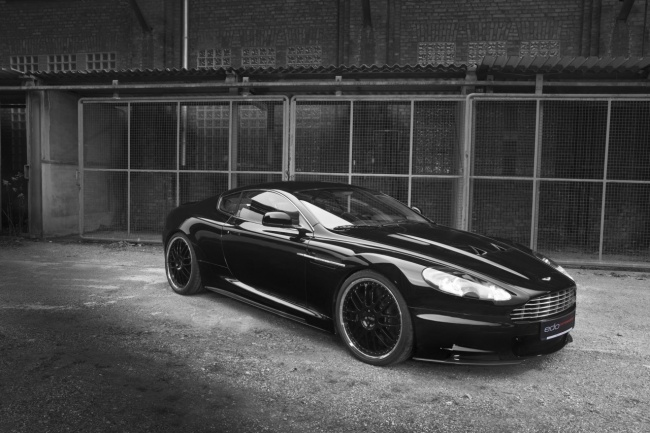 Aston Martin DBS от EDO Competition