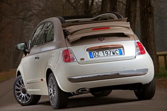 Fiat 500C AZNOM