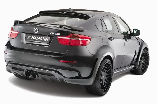 BMW X6 Tycoon EVO M от Hamann